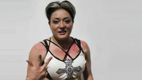 Luchadora Ayako Hamada, condenada a tres años de prisión