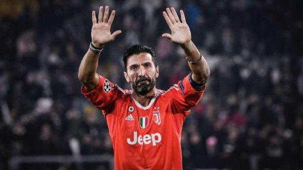 PSG confirma fichaje del histórico Gianluigi Buffon