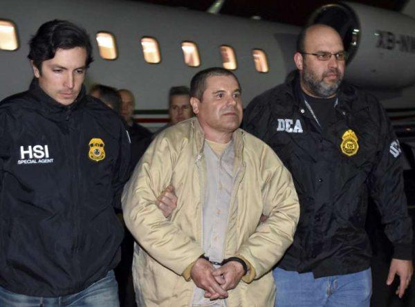"""Presunto operador de """"El Chapo"""" se fugó por la puerta"""
