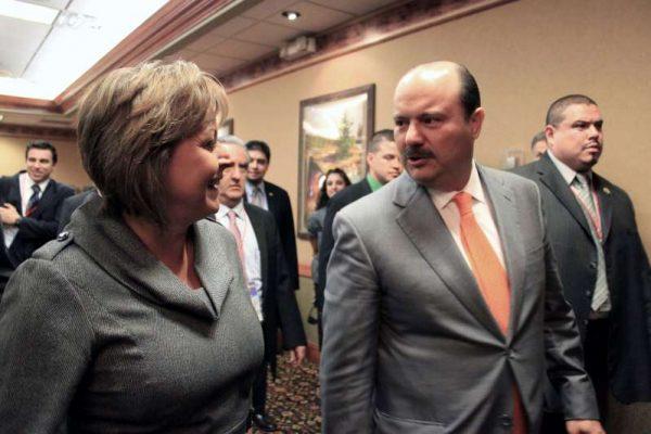 Juez Federal otorga amparo a César Duarte para no ser aprehendido
