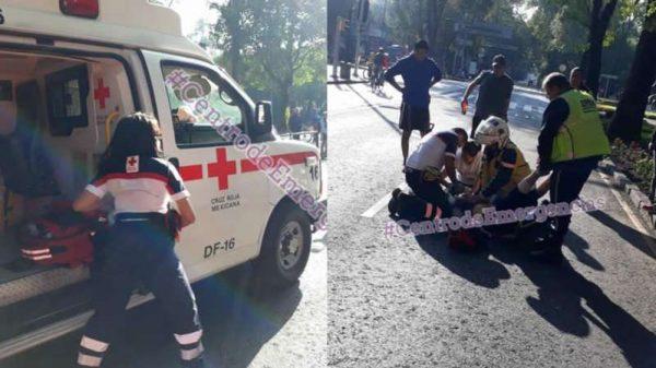 Fallecen dos corredores en Medio Maratón CDMX