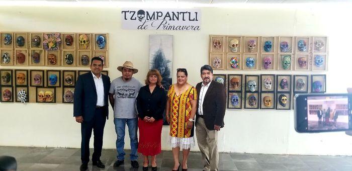 """Promueve Legislativo trabajo artístico del Colectivo """"Copal"""""""