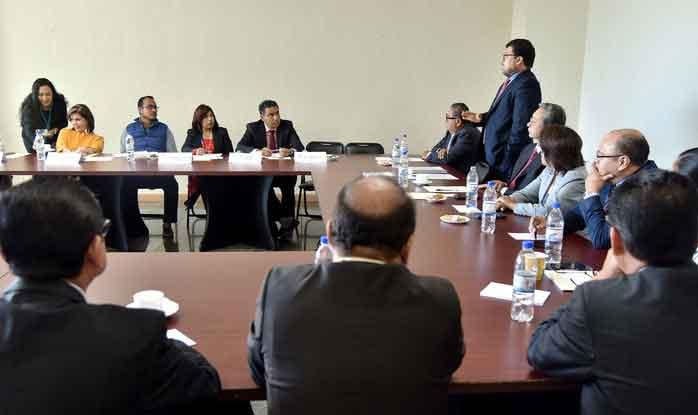 Garantiza Legislativo derecho de audiencia a Magistrados del Consejo de la Judicatura