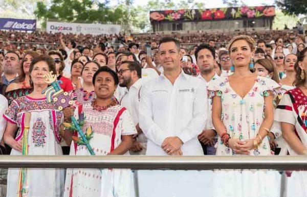 Con recaudación de entradas, se construirán 8 parques en Oaxaca: Murat