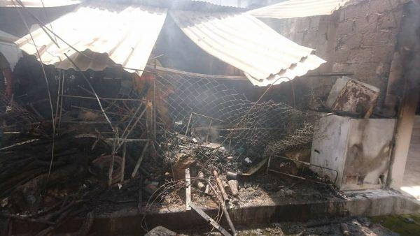 Malas conexiones en tanques de gas, causantes de incendios: Bomberos