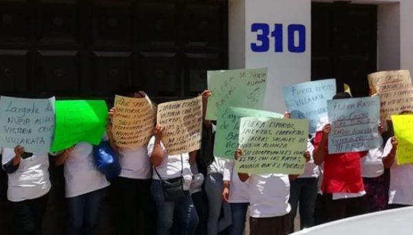 Militantes de PANAL piden cuentas a sus dirigentes ante derrota electoral