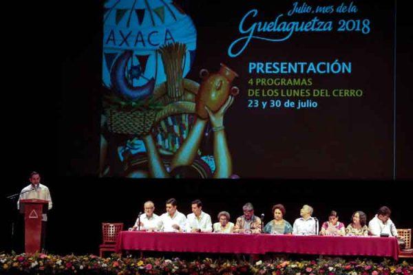Participarán 14 delegaciones en cada edición de la Guelaguetza