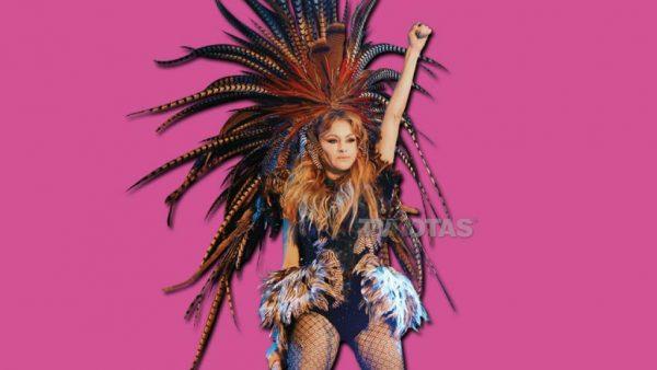 Paulina Rubio viene a dar conciertos y… ¡no quiere trabajar con mexicanos!