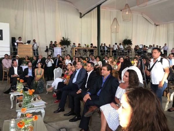 Reafirma Alejandro Murat compromiso para la detonación de nuevas inversiones a Oaxaca
