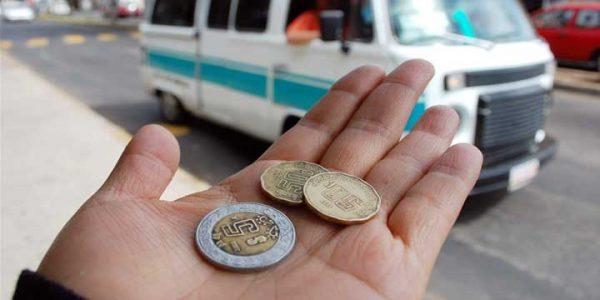 Transportistas insistirán en aumento, tarifa podría ser de 9 o 10 pesos