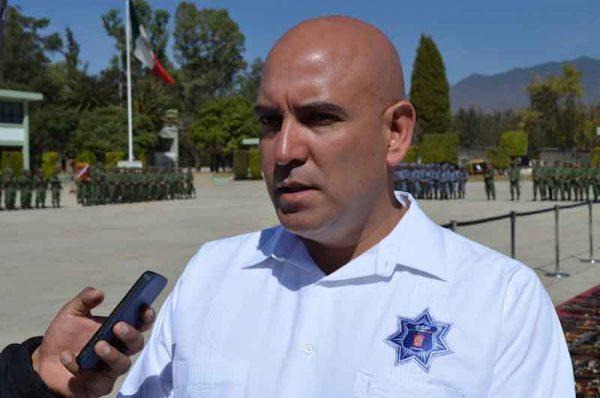 Coordinación entre Oaxaca y Veracruz, es para garantizar estado de Derecho: Secretario de Seguridad