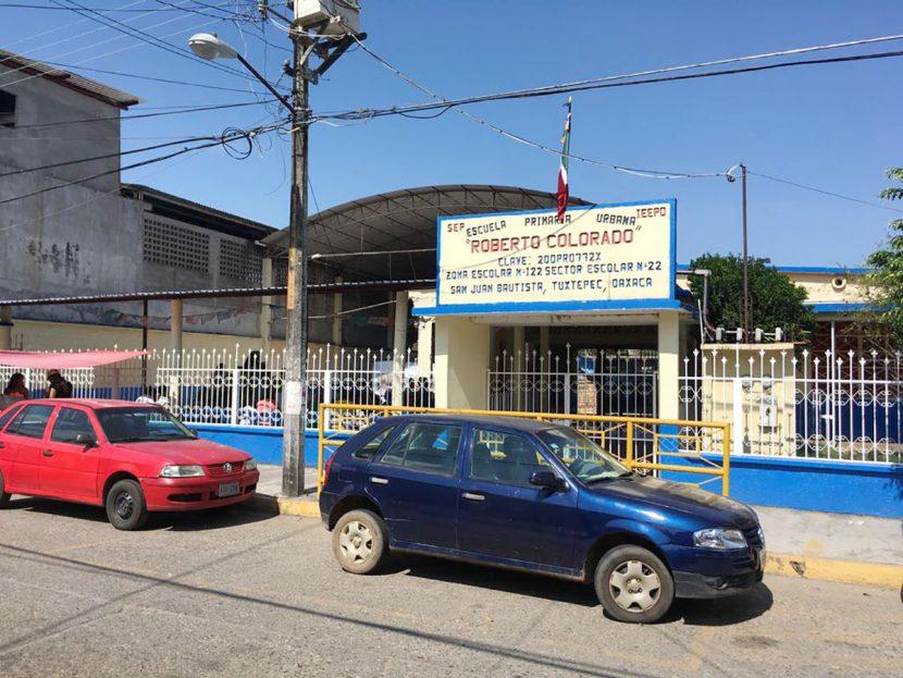 Detenida la obra de la escuela Roberto Colorado por falta de recursos