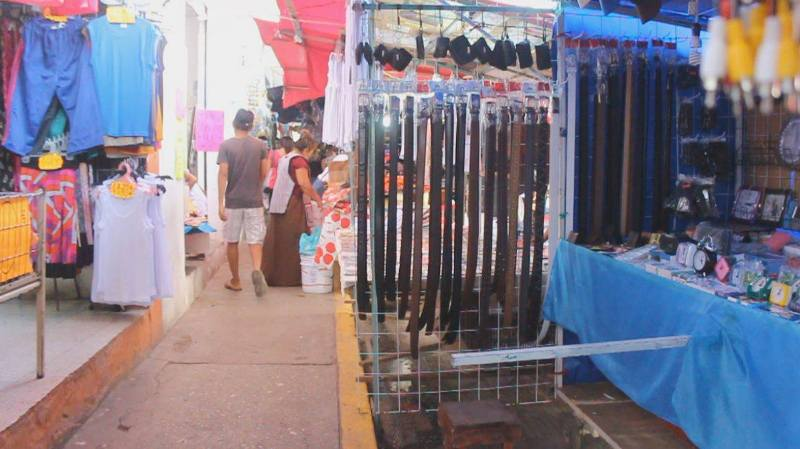 En lo que va de julio se ha detectado más de 50 puestos ambulantes nuevos en Tuxtepec: CANACO
