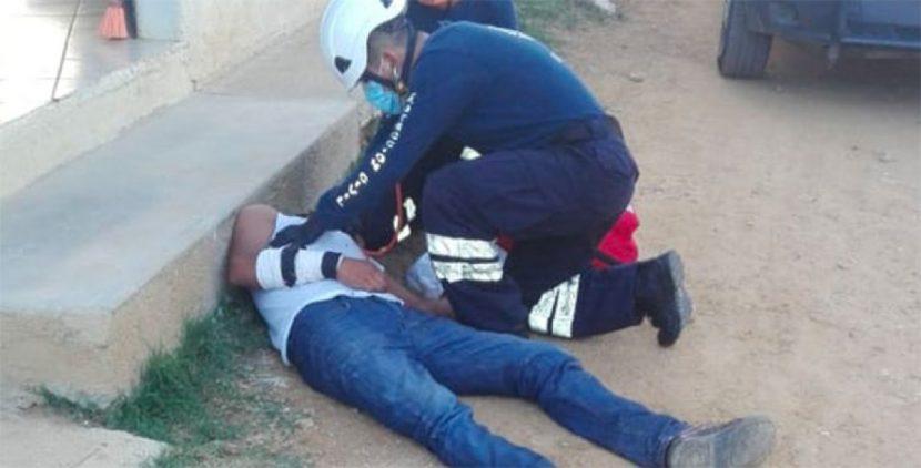 Asesinan a un joven a balazos en Oaxaca