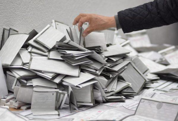 Cómputo oficial de votos inicia este miércoles en todo el país, asegura INE