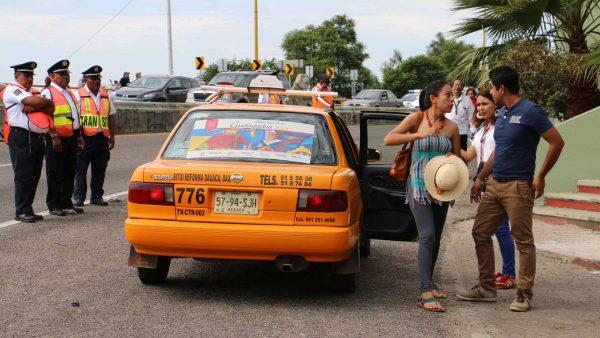 CTM dará servicio de taxi gratis a la Guelaguetza