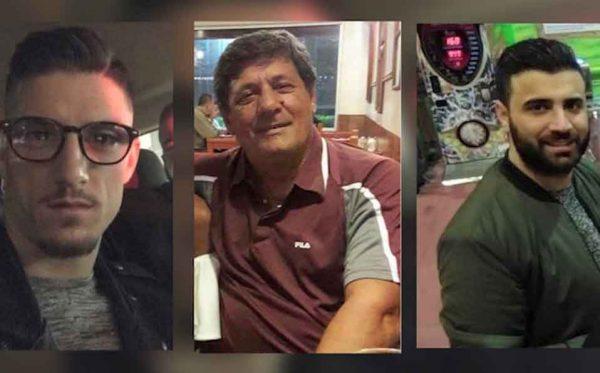 Caen dos por desaparición de italianos