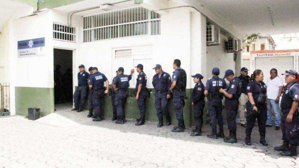 A un año y medio, policía municipal sigue incompleta
