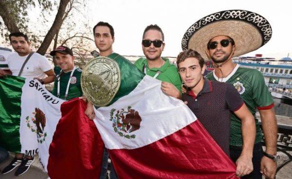 #Elecciones2018 Mexicanos cambian elecciones por Mundial