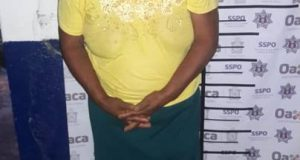 Detienen a mujer con 2 kilos de Marihuana