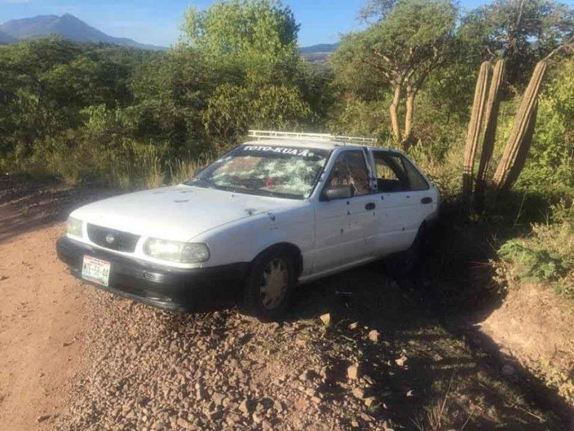 Sube a 6 los muertos por emboscada en la Mixteca