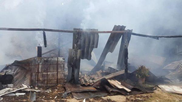 No hay lesionados por explosión en cohetería de Miahuatlán: CEPCO