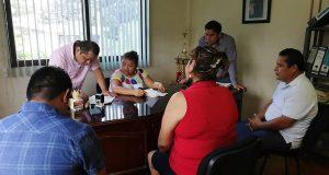 Espera Edil electo de Chiltepec que transición, se lleve de manera transparente
