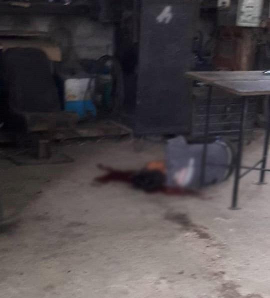 Asesinan a joven dentro de taller en la María Eugenia