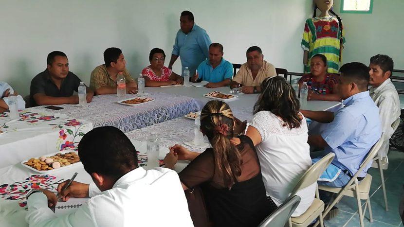 Necesario relación directa con el Gobierno Federal para concretar prioridades: Edil de Jalapa de Díaz.