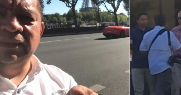 Fotógrafo acusa a escoltas de Angélica Rivera, tras fotografiarla en París