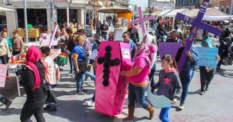Aumentan feminicidios en Zacatecas