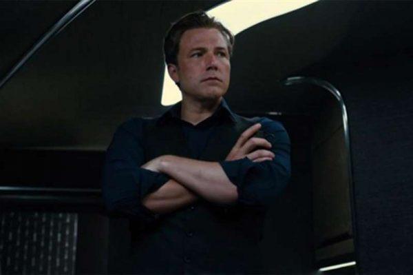 Ben Affleck será productor en 'The Batman'