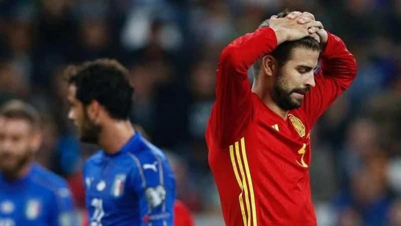 Confirmado: Piqué se retira de España