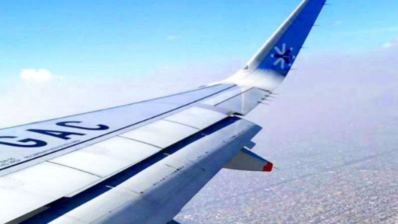 Avión de Interjet aterriza de emergencia en Chiapas