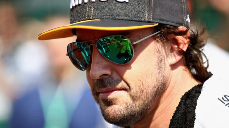 Fernando Alonso dice adiós a la F1