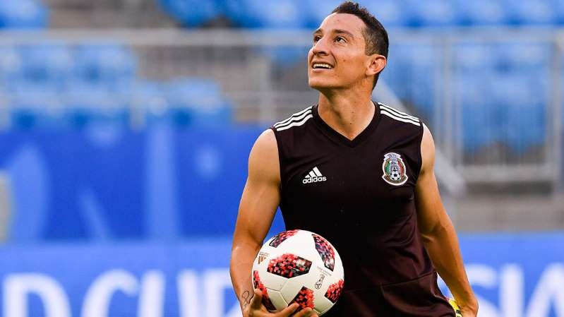 Andrés Guardado rechazó los millones de la MLS