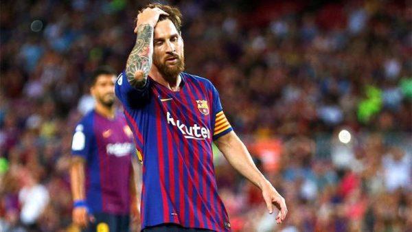 Messi queda fuera de nominados a Mejor Jugador de UEFA
