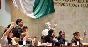 Emite LXIII Legislatura Convocatoria para elegir un comisionado y tres consejeros ciudadanos del IAIP