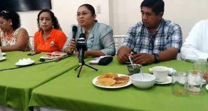 Presentan a nueva directora del CONALEP en Tuxtepec