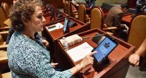Implementa Legislativo nuevas tecnologías para el fortalecimiento de la transparencia