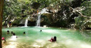 Cascada del Naranjal, zona ecoturística más visitada en este verano