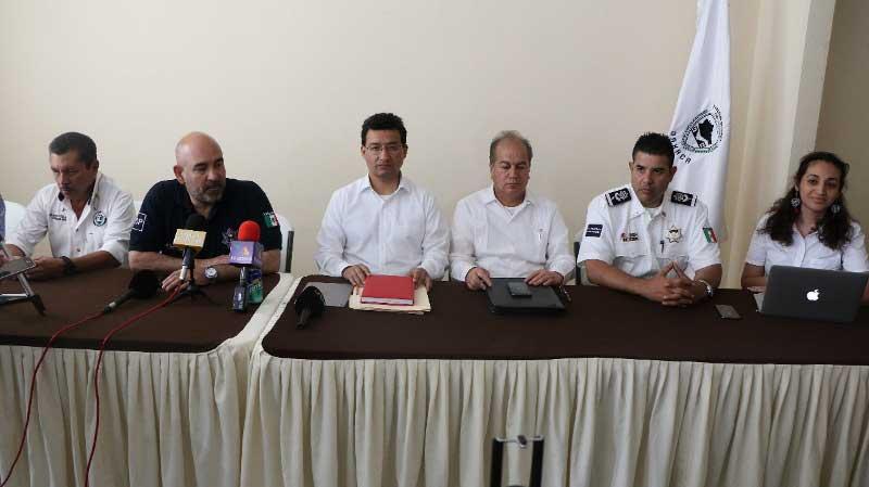 """Grupo """"Fuerza Especial de Seguridad Oaxaca"""" mantiene operativo en el Istmo"""