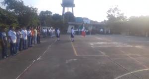 Inicia S-22 ciclo escolar en Tuxtepec