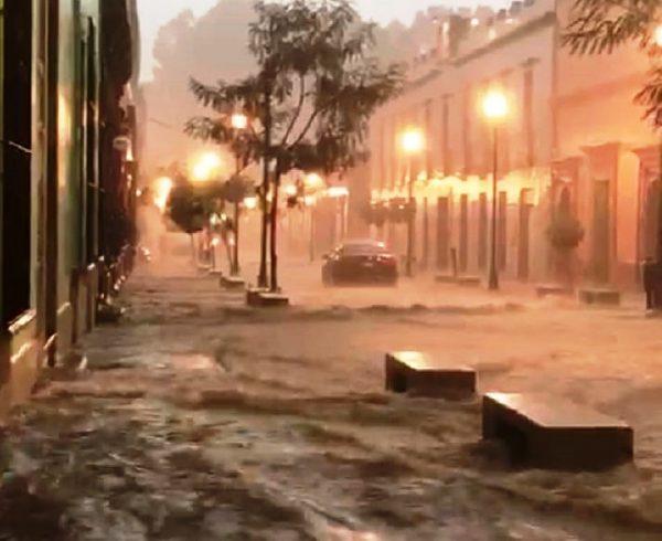 Emite Segob declaratoria de Emergencia para dos municipios de Oaxaca