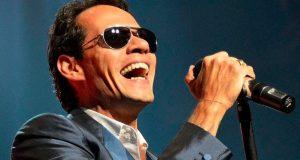 Marc Anthony, en concierto en Veracruz