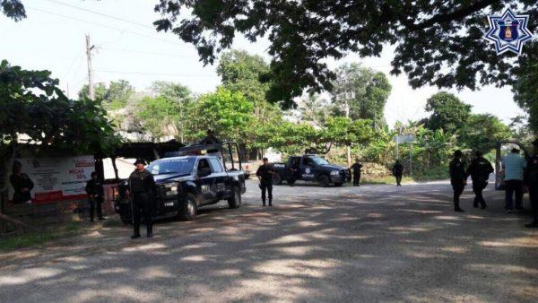 Ante presencia de delincuencia organizada, seremos más agresivos en cuestión de seguridad: Policía Estatal