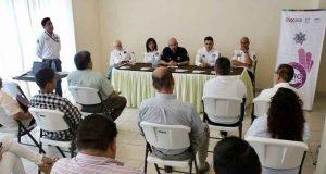 Se reúne SSPO con empresarios en Juchitán de Zaragoza