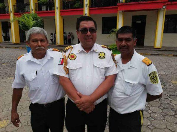 Cruz Ámbar Tuxtepec requiere de al menos 60 elementos para eficientar los servicios: Comandante Nacional