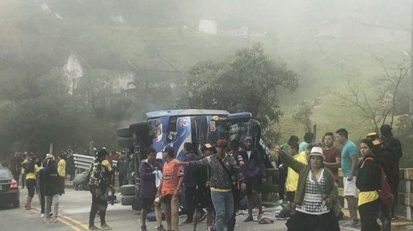 Tragedia en el fútbol ecuatoriano
