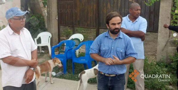 Habitantes de Juchitán liberan a español que defraudó a damnificados